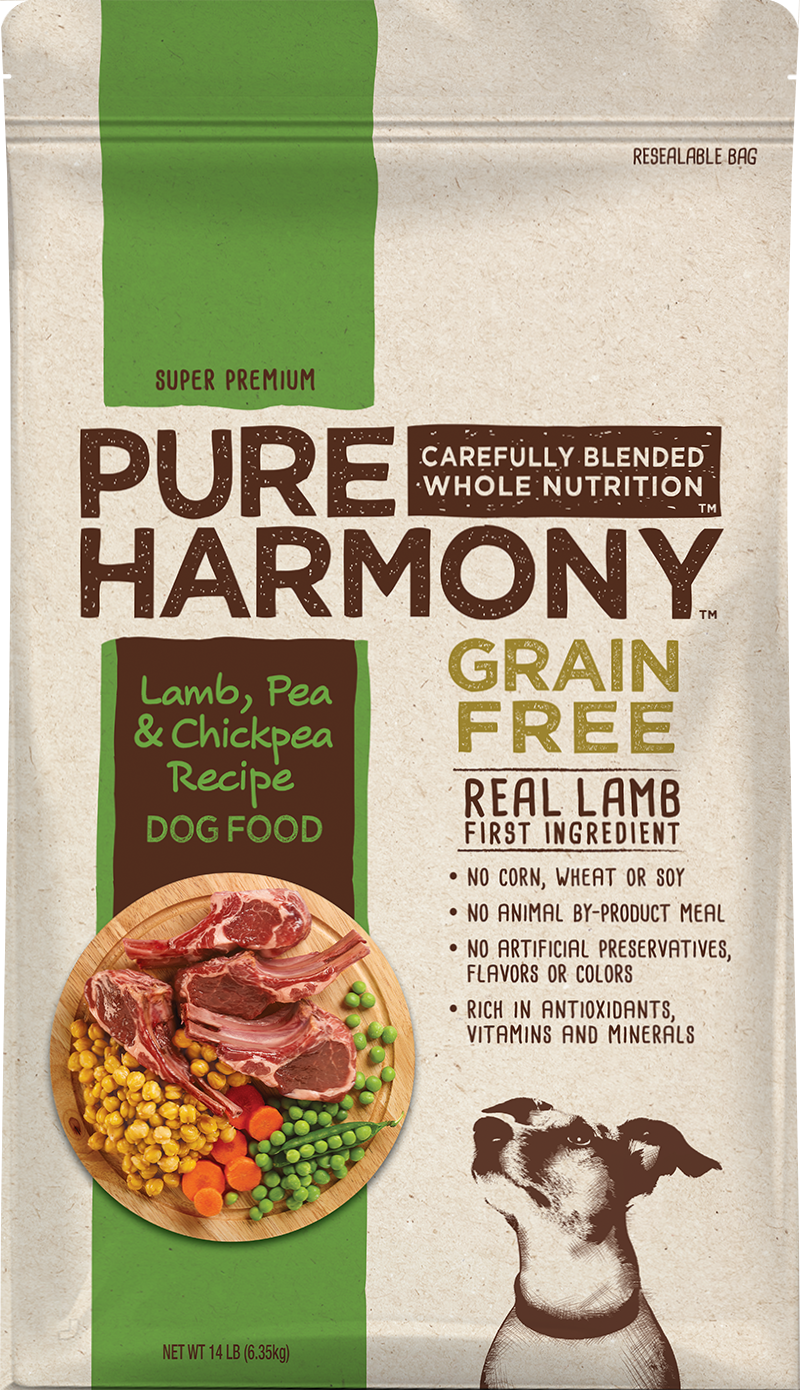Grain Free Dog Food High In Fiber