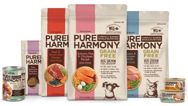 Pure Harmony Dog and Cat Food
