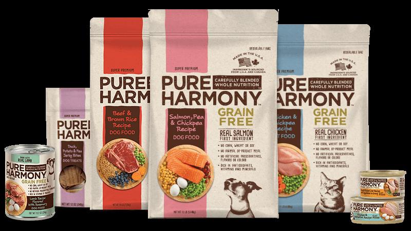 Pure Harmony Dog and Cat Food