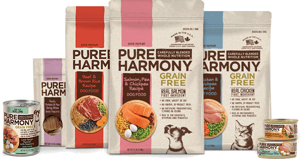 The Best Real Pet Food In Pure Harmony